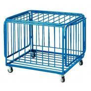 Cage de rangement métallique + Cadenas