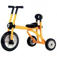 Tricycle 4-6 ans - Jaune