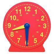 Horloge magnétique géante - 41 cm