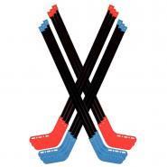 Crosses de hockey - Hauteur 90 cm - Lot de 12