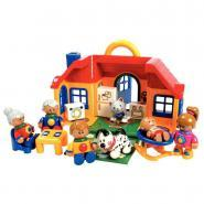 La maison Tolo + famille + mobilier