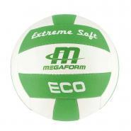 Ballon de volley en cuir synthétique blanc - Taille 5
