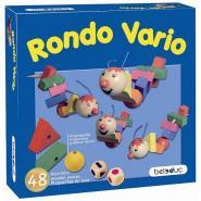 Beleduc - Rondo Vario - Les Chenilles Colorées