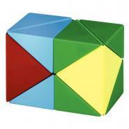 Cube magnétique 3D