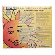 Pastels à l'huile Junior Artist large - Boîte de 288