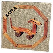 """Manuel livre d'art Kapla - Tome 4 - """"Les animaux simples et rigolos"""""""