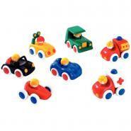 Mini-véhicules Tolo - Lot de 7