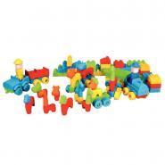 Briques Softcubes - Lot de 102