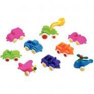 Mini-véhicules Baby Viking toys - Lot de 12