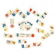 Domino - Alphabet en anglais