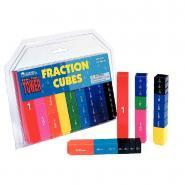 "Cubes de calcul empilables - ""Fraction cubes"""