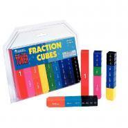 """Cubes de calcul empilables - """"Fraction cubes"""""""