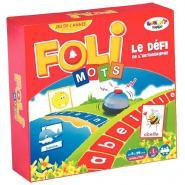 Folimots - Le défi de l'orthographe