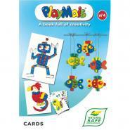 Livre de création PLAYMAIS Cards n°4