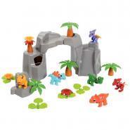 Le monde des dinosaures Tolo