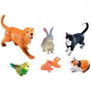 Jumbo animaux domestiques - Lot de 6