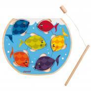 Encastrement Speedy Fish - Pêche à la ligne