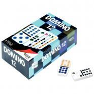 Domino 12 points - Boîte de 91