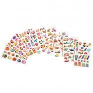 Stickers déco 3D Cooky - Fantaisie - Pochette de 160