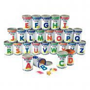 Alphabet Soup Sorters - Jeu d'initiation � l'anglais