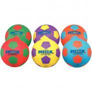 Ballons de football - Taille 4 - Sachet de 6