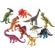 Baril de 60 petits dinosaures