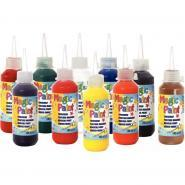 Carton de 10 flacons peinture 100ml MAGIC PAINT