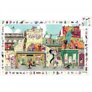 Puzzle d'observation de 200 pièces, Street Art