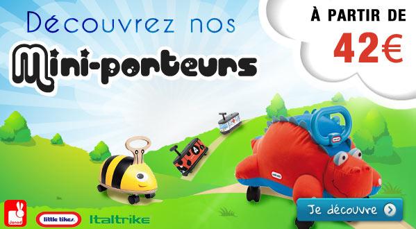 Mini-porteurs � partir de 42� - Juin 2014