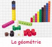 Jeux d'initiation à la géométrie