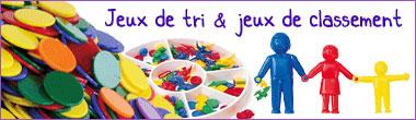 Jeux de tri pour enfant