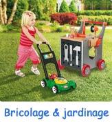 Jouets d'imitation: Bricolage et Jardinage