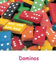 Dominos pour enfants dès 12 mois
