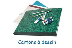 Cartons à dessins