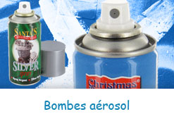 Bombes aérosol