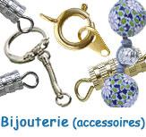 Accessoires de bijouterie pour décorations
