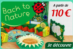 Gamme Back 2 Nature de Kit For Kids