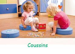 Coussins pour enfants