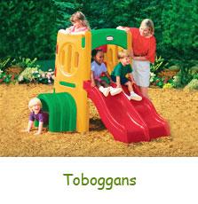 Toboggans pour enfants
