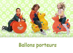 Ballons porteurs pour enfants