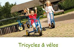 Tricycles et vélos pour enfants