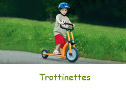 Trottinettes pour enfants
