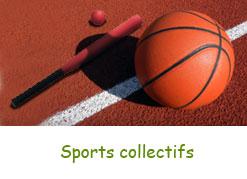 Equipements de sports collectifs pour enfants