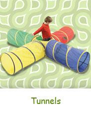 Tunnels pour enfants