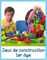 Jeux de construction premier âge