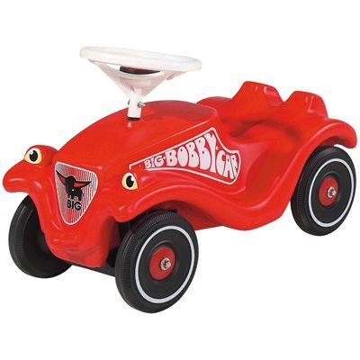 Liste de noel: voiture rouge!