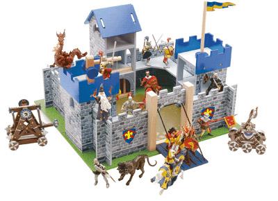 Château-fort d'Excalibur PAPO