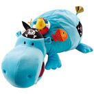Un hippo plein de ressources !