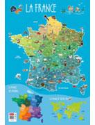 On découvre la France