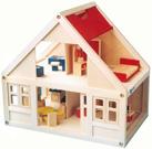 Une belle maison de poupées